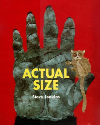 Image for Actual Size (Bccb Blue Ribbon Nonfiction Book Award (Awards))