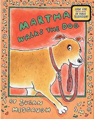 """Martha Walks the Dog, """"Meddaugh, Susan"""""""