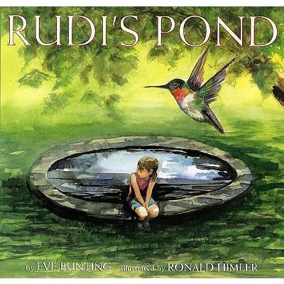 """Rudi's Pond, """"Bunting, Eve"""""""