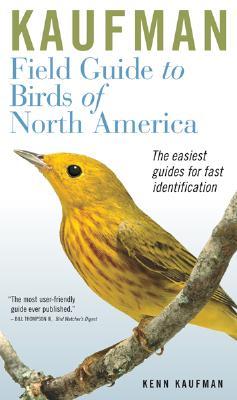 Kaufman Field Guide to Birds of North America, Kenn Kaufman