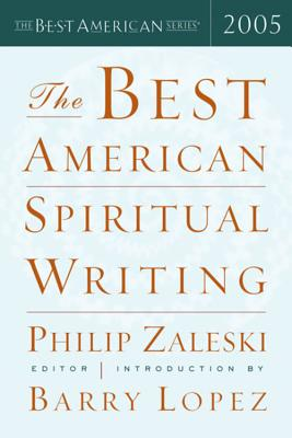 Image for The Best American Spiritual Writing 2005