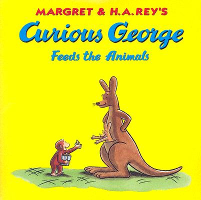 """Curious George Feeds the Animals Book & CD (Read Along Book & CD), """"Rey, H. A."""""""
