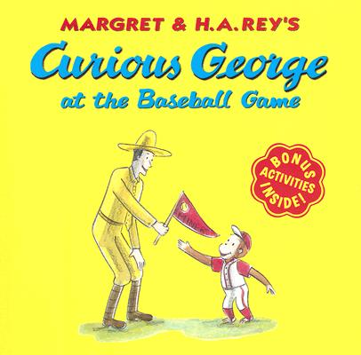 CURIOUS GEORGE AT THE BASEBALL GAME, H.A. REY