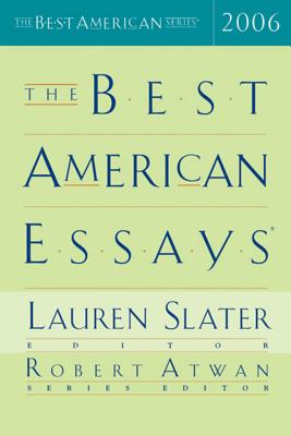 Image for The Best American Essays 2006