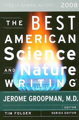 Image for The Best American Science and Nature Writing 2008 (The Best American Series )