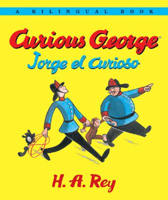 Image for Jorge el curioso/Curious George Bilingual edition (Spanish and English Edition)