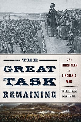 The Great Task Remaining: The Third Year of Lincoln's War, MARVEL, William