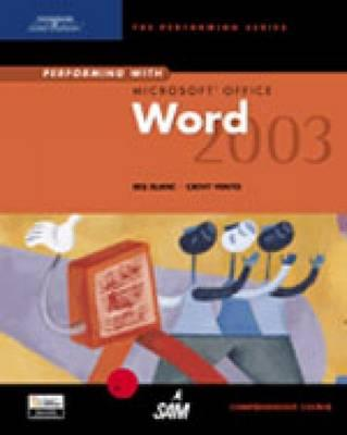Image for Performing with Microsoft Office Word 2003: Comprehensive Course
