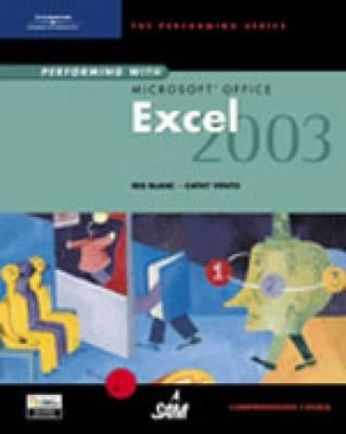 Image for Performing with Microsoft Office Excel 2003: Comprehensive Course