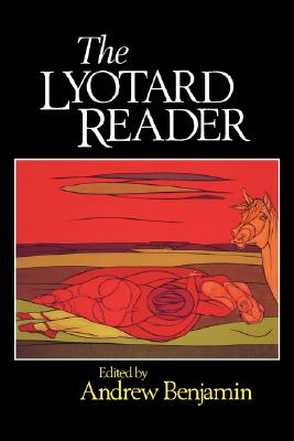 Image for The Lyotard Reader