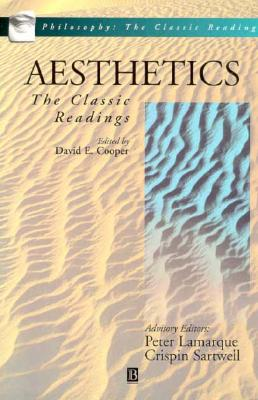 Image for Aesthetics: The Classic Readings