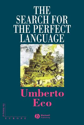 Image for The Search for the Perfect Language (The Making of Europe)