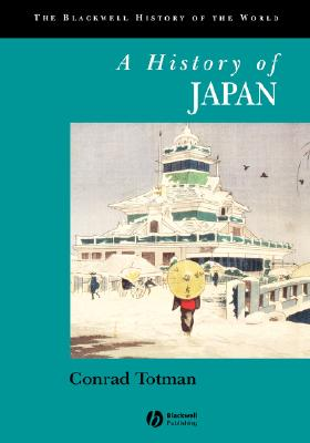 Image for A History of Japan (The Blackwell History of the World)