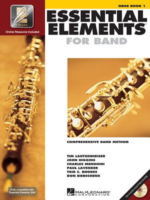 Image for Essential Elements 2000: Book 1 (Oboe)