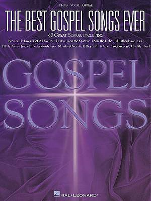 The Best Gospel Songs Ever, Corp., Hal Leonard