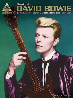 Image for Best of David Bowie: The Definitive Collection for Guitar (Guitar Tab)