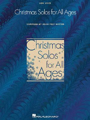 Image for Christmas Solos for All Ages Low Voice
