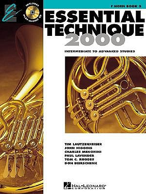 Essential Technique for Band - Intermediate to Advanced Studies: F Horn
