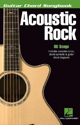 Image for Acoustic Rock: Guitar Chord Songbook (6 inch. x 9 inch.)