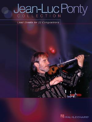 Image for Jean-Luc Ponty Collection: Lead Sheets for 22 Compositions