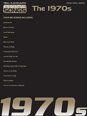 Image for ESSENTIAL SONGS: THE 1970S