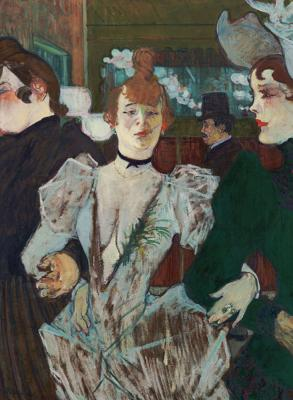 Image for Toulouse-Lautrec: Paris and the Moulin Rouge
