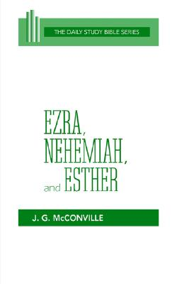 Image for Ezra, Nehemiah, and Esther (OT Daily Study Bible Series)