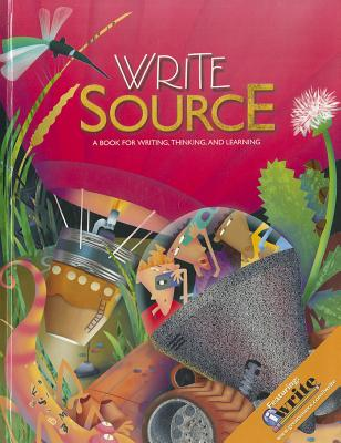 Great Source Write Source Next Generation: Student Edition Hardcover Grade 8 (Write Source Generation III), Dave Kemper (Author), Patrick Sebranek (Author), Verne Meyer (Author)