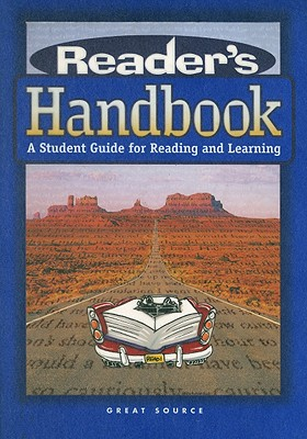 Image for Great Source Reader's Handbooks: Handbook (Softcover) 2002