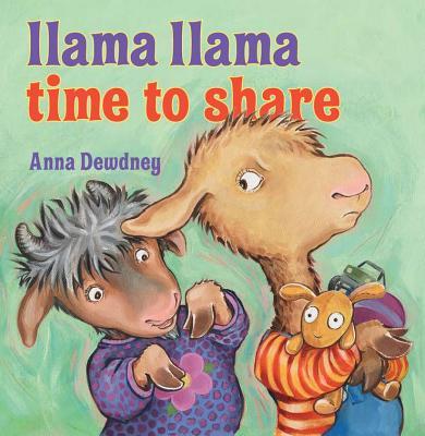 """Llama Llama Time to Share, """"Dewdney, Anna"""""""