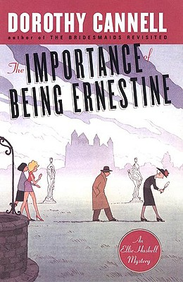 Image for The Importance of Being Ernestine: An Ellie Haskell Mystery