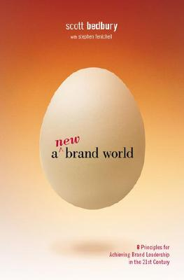 Image for A New Brand World: Eight Principles for Achieving Brand Leadership in the 21st Century