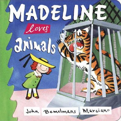 Image for Madeline Loves Animals