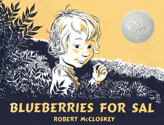 Blueberries for Sal (Viking Kestrel picture books), McCloskey, Robert