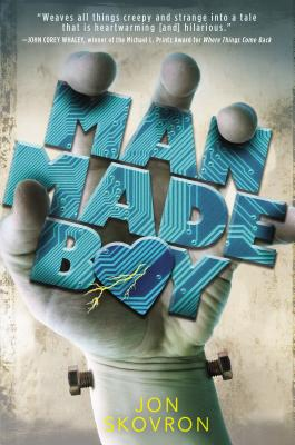 Image for MAN MADE BOY