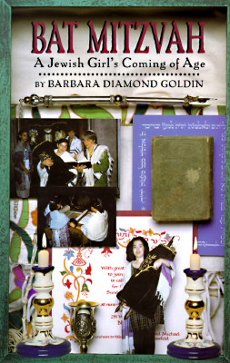 Image for Bat Mitzvah: A Jewish Girl's Coming of Age