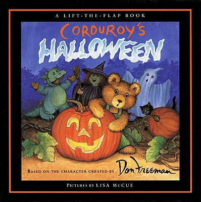 Image for Corduroy's Halloween (A Lift-the-Flap Book)