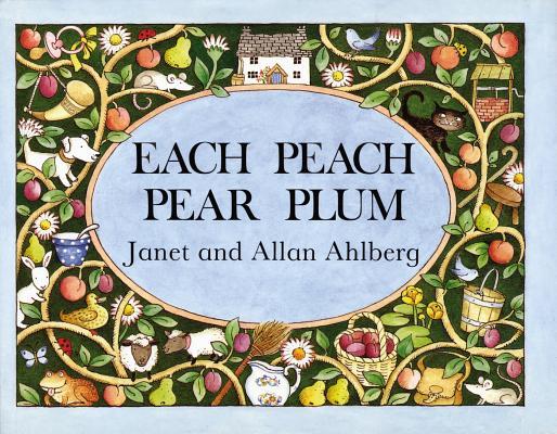 Image for Each Peach Pear Plum board book (Viking Kestrel Picture Books)