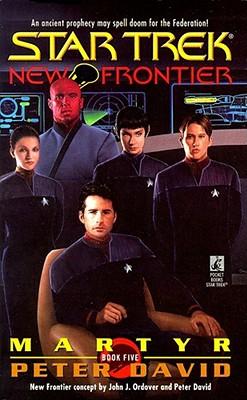 Image for Martyr (Star Trek New Frontier #5)
