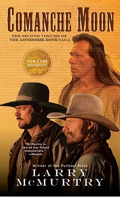 "Image for ""Comanche Moon (Lonesome Dove Story, Book 2)"""