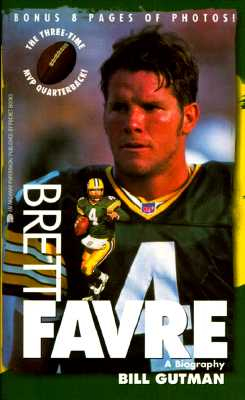 Image for Brett Favre: A Biography