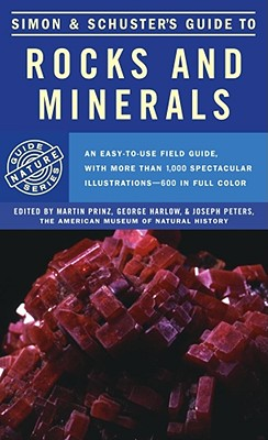 "Simon & Schuster's Guide to Rocks & Minerals, ""Schuster, Simon &"""