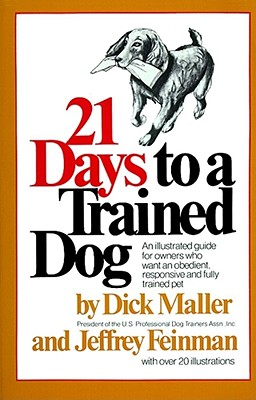 Image for Twenty One Days to a Trained Dog