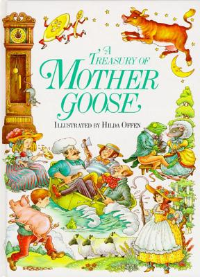 Image for A Treasury of Mother Goose