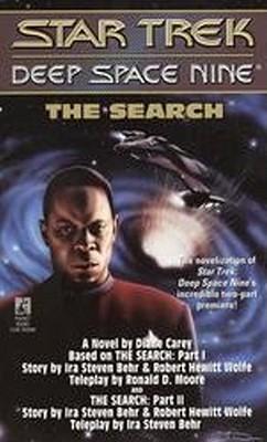 The Search (Star Trek Deep Space Nine), DIANE CAREY, IRA S. BEHR, ROBERT H. WOLFE, RONALD D. MOORE