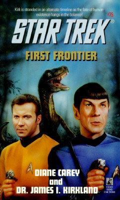 Image for First Frontier (Star Trek TOS #75)