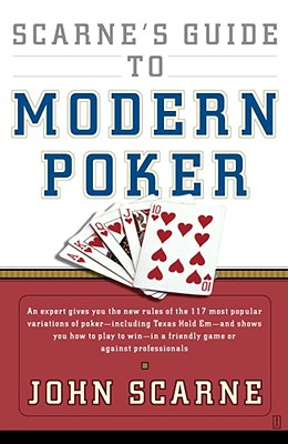 Image for SCARNE'S GUIDE TO MODERN POKER
