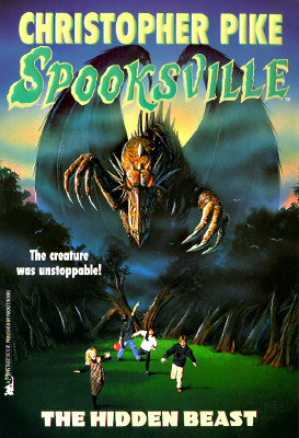 Image for The Hidden Beast (Spooksville No.12)