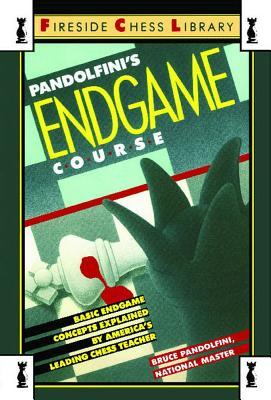 Pandolfini's Endgame Course: Basic Endgame Concepts Explained by America's Leading Chess Teacher (Fireside Chess Library), Pandolfini, Bruce