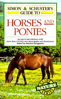 Image for Simon & Schuster's Guide to Horses and Ponies